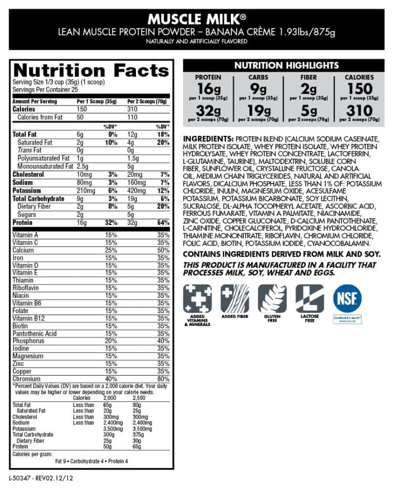 CytoSport-Muscle-Milk-nutrition-label