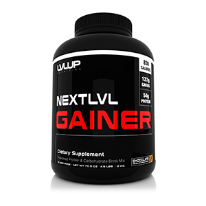Lvlup Nutrition Nxtlvl Gainer