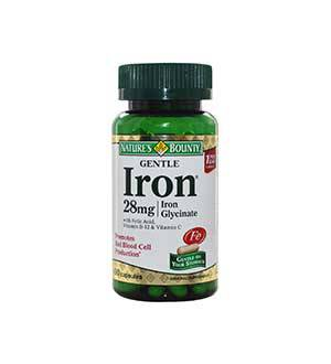 Natures-Bounty-Gentle-Iron