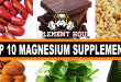 best-magnesium-supplements