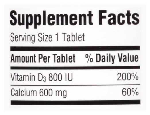 caltrate-600-plus-d3-supplement-facts