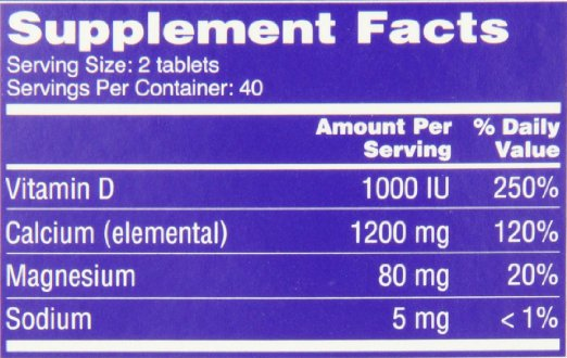 citracal-with-calcium-d-slow-release-supplement-facts