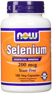 NOW Foods Selenium 200 mcg VCaps