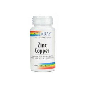 Solaray-Zinc-Copper-review