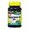 Mason Natural Peppermint Oil Enteric Coated Soft Gels S