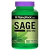 Piping Rock Health Products Sage 1600 mg-s