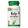 Solaray Kelp with Folic Acid-s