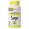 Solaray Organically Grown Sage Supplement-s