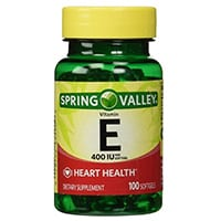 Spring Valley Vitamin E 400 IU
