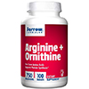 Jarrow Formulas Arginine And Ornithine S