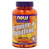 Now Foods L Arginine Ornithine S