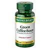 Nature's Bounty Green Coffee Bean With Raspberry Ketones & Green Tea Capsules S