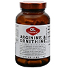 Olympian Labs Arginine 500mg & Ornithine 250mg S