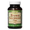 Only Natural Nutritional Veggie Capsules, Brown Seaweed Plus S