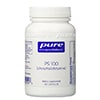 Pure Encapsulations Ps 100 (phosphatidylserine) S
