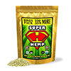 Super Hemp Raw Shelled Organic Hemp Seeds S