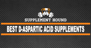Best D Aspartic Acid Supplements