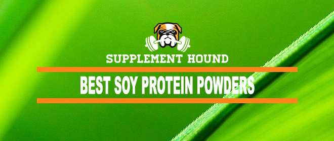 Best Soy Protein Powders